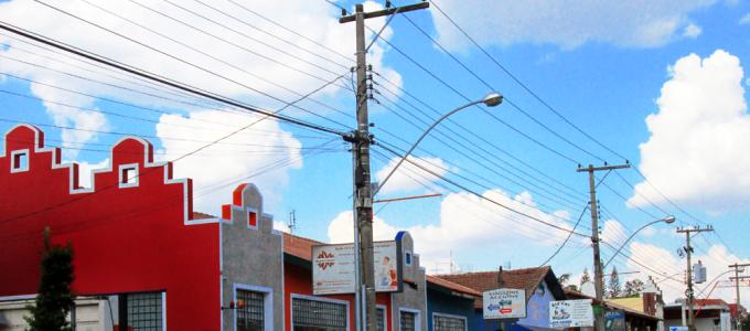 Distâncias Mínimas de Segurança – Rede e Edificações