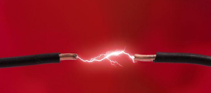 Cuidados com choques elétricos