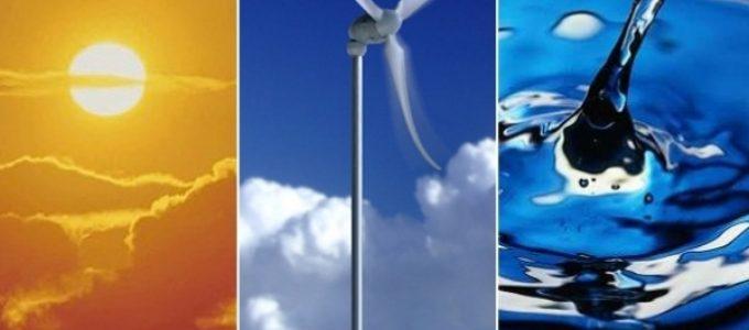 Energia: fontes e tipos