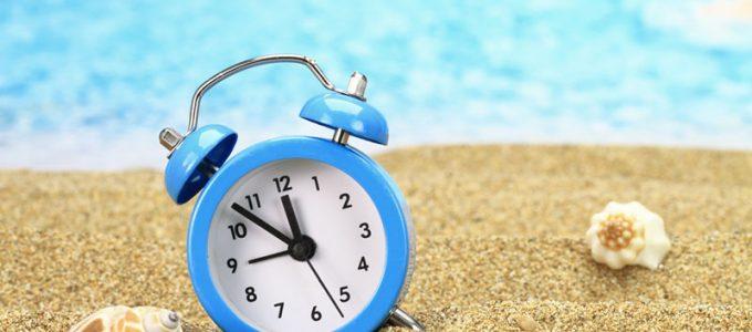 Horário de Verão termina dia 21