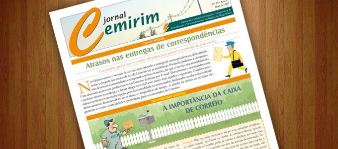 Informativo Cemirim – Abril 2017