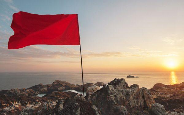 Para outubro será mantida a bandeira tarifária vermelha patamar 2