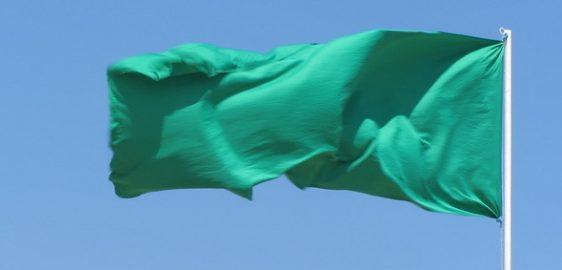 Para o mês de janeiro a bandeira será verde, sem custo para os consumidores