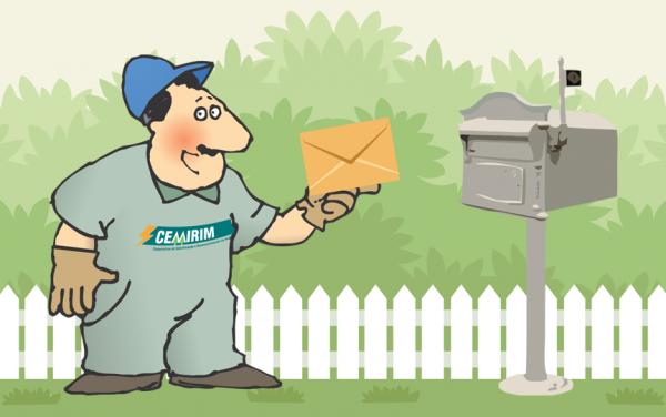 A importância da caixa de correio