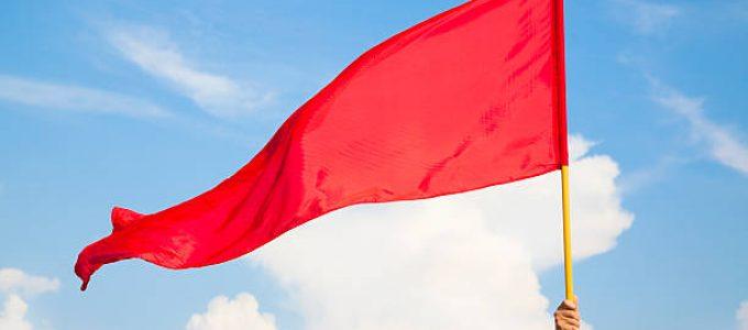Bandeira tarifária para mês de novembro é vermelha – patamar 1